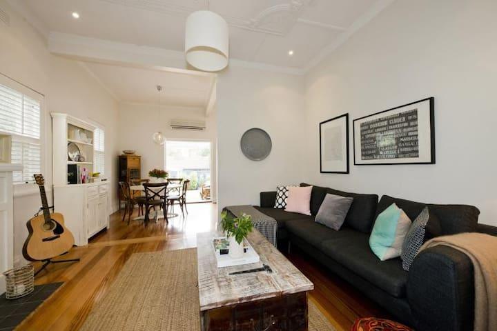 Homely, Charming, Contemporary - Glen Iris - บ้าน