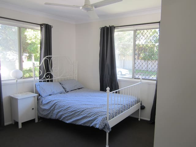 Master bedroom with all amenities