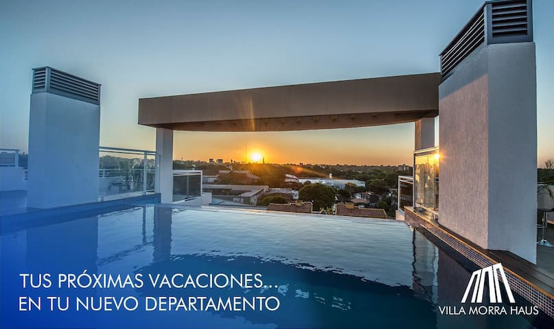 Deluxe Apartments in best Asuncion´s neigborhood - Asunción - Lägenhet