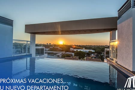 Deluxe Apartments in best Asuncion´s neigborhood - Asunción - Apartament