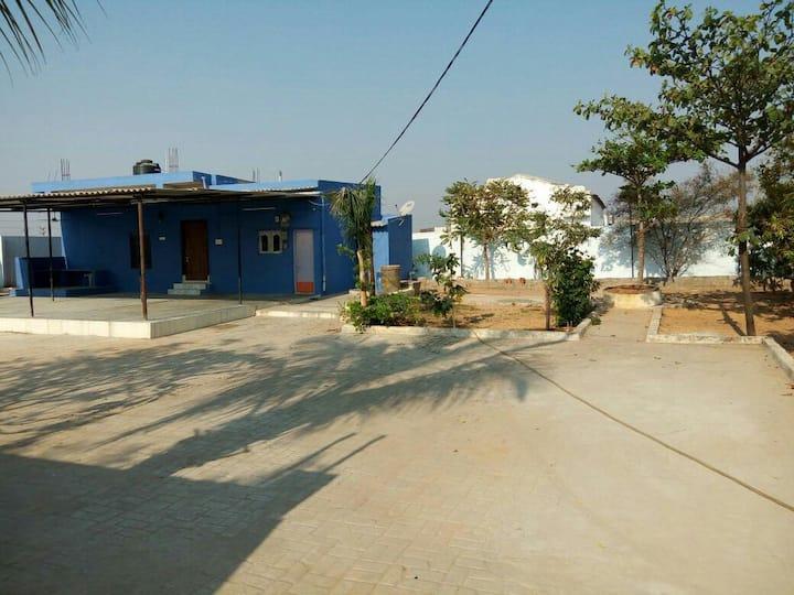Guest house for keesara gutta piligrims
