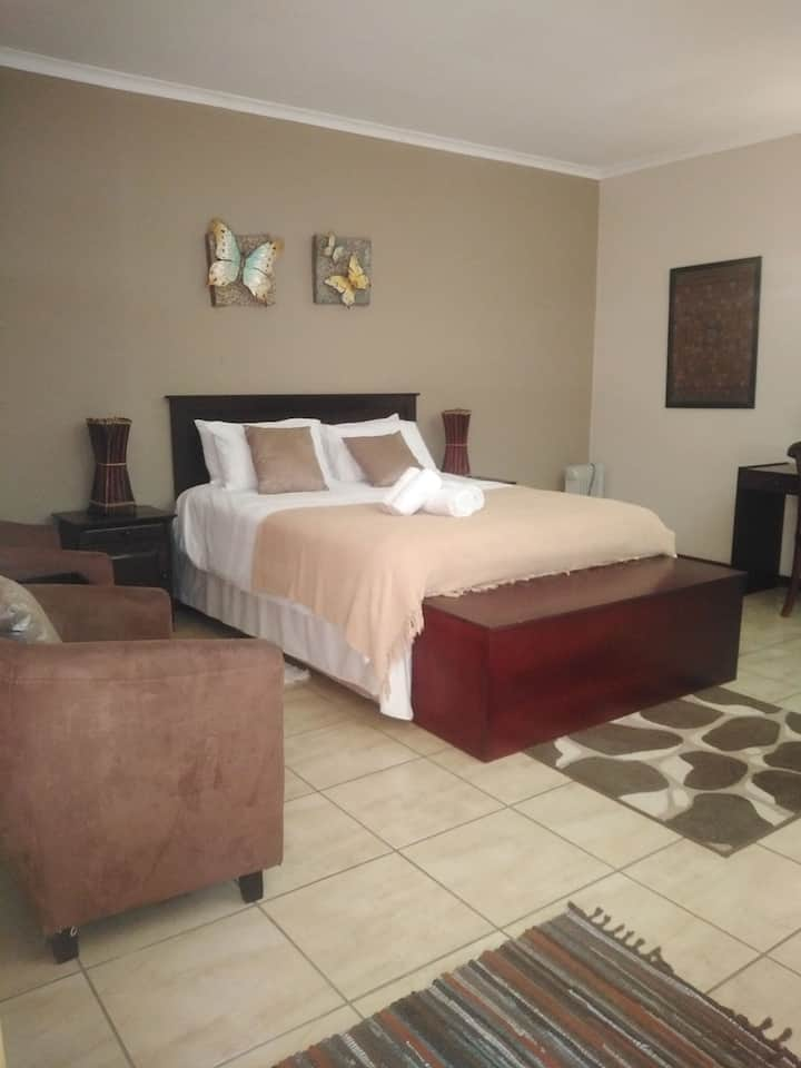 Heavenly Harties Home, a home away from home.