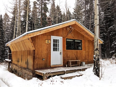 Scenic Mountain Cabin