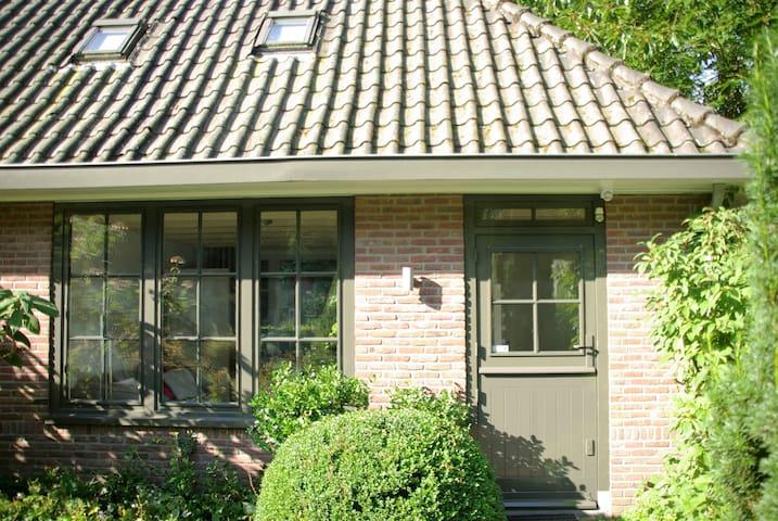 De Engelse Kamer Utrecht/A'dam:weekend inc ontbijt - Bilthoven - วิลล่า