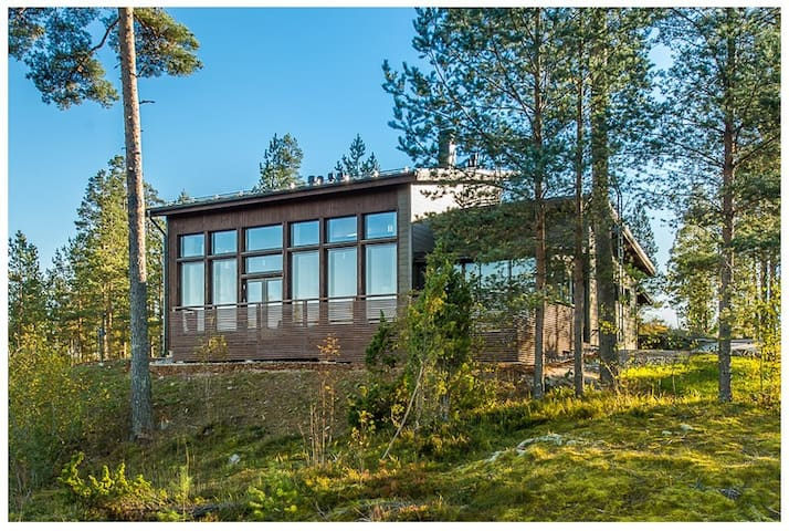 Modern holiday house - Great View & good services