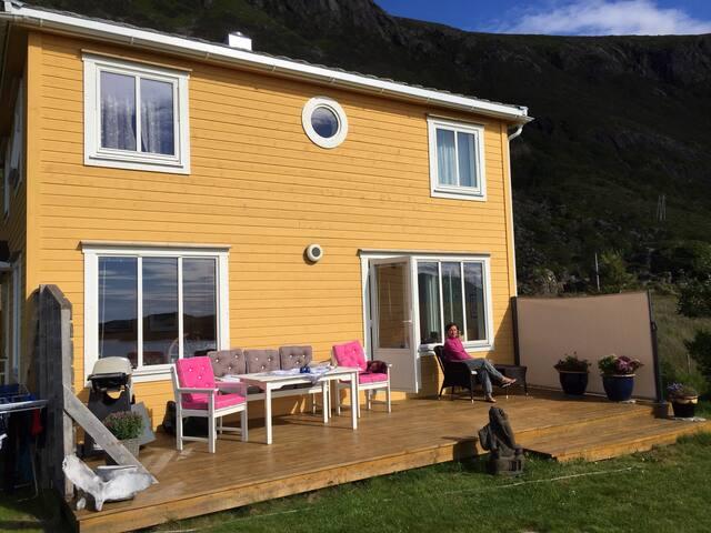 A beautiful summer house - Vottestad - บ้าน