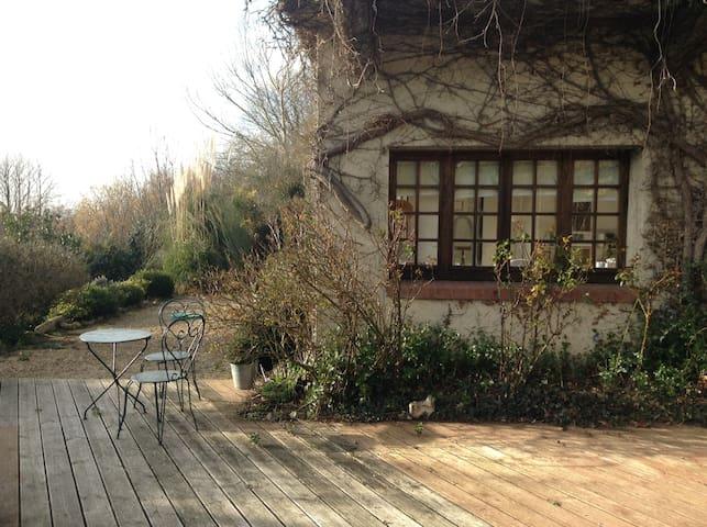 Studio indépendant près de Honfleur - Honfleur - Huis