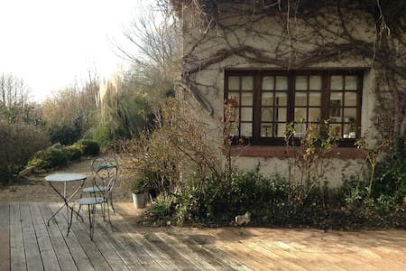 Studio indépendant près de Honfleur - Honfleur - Haus