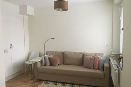 Private room, own wc/shower in centre of Linköping