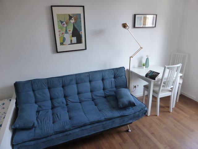 Toll eingerichtetes Zimmer in bester Altstadt Lage