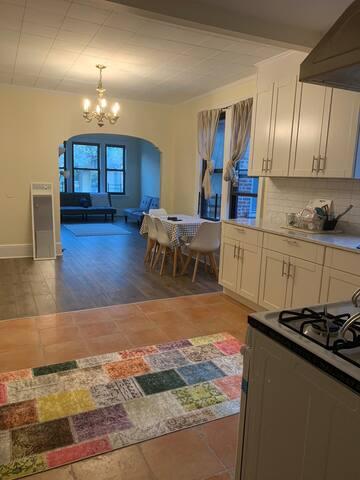 20 mins from MANHATTAN, cozy rental room Brooklyn