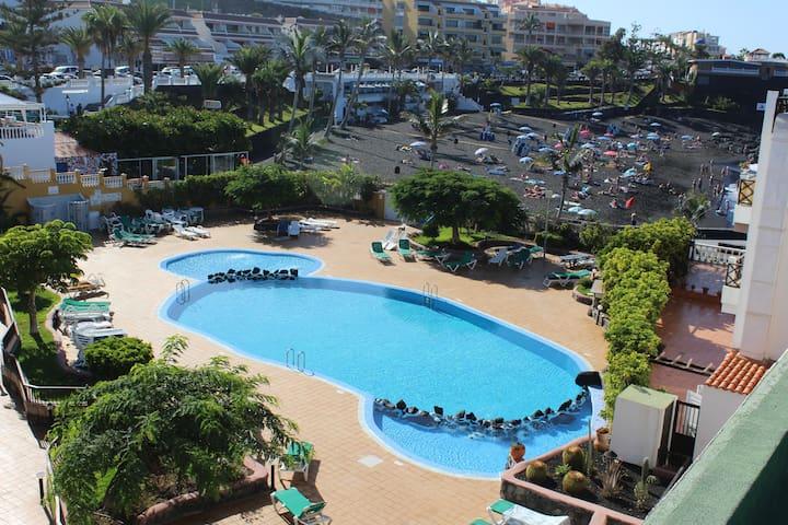 Beach La Arena P.Santiago Tenerife - Santiago del Teide - Lejlighed