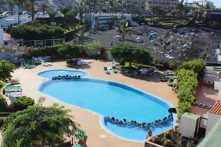 Beach La Arena P.Santiago Tenerife - Santiago del Teide