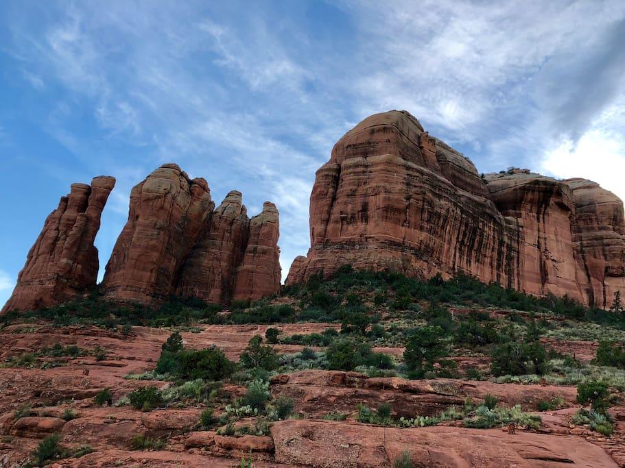 Sedona: Cathedral Rock
