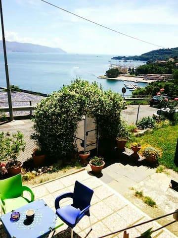 Annabella Portovenere-Cinque Terre - ลาสปีเซีย - อพาร์ทเมนท์
