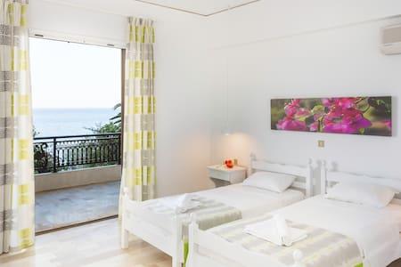 Classic Double with Sea View - Monemvasia
