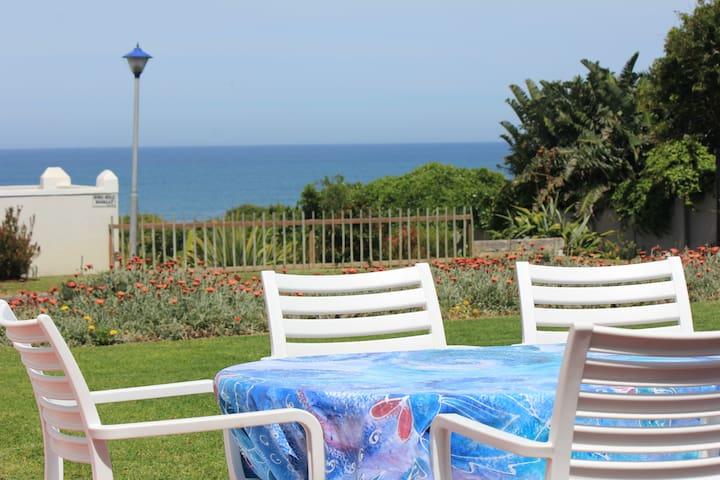 Hermanus Villa on 11th str 150m Voelklip beach