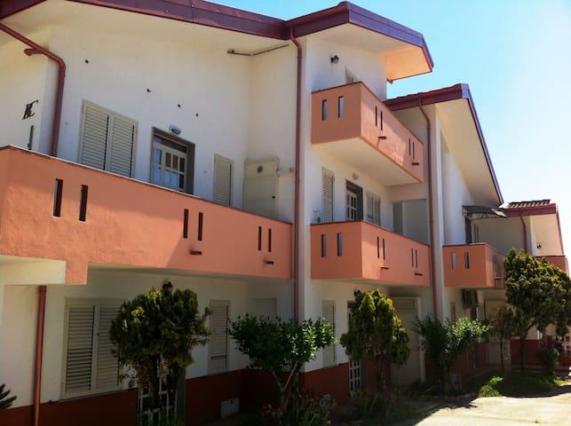 Favoloso appartamento sul mare - Riace Marina - Apartamento