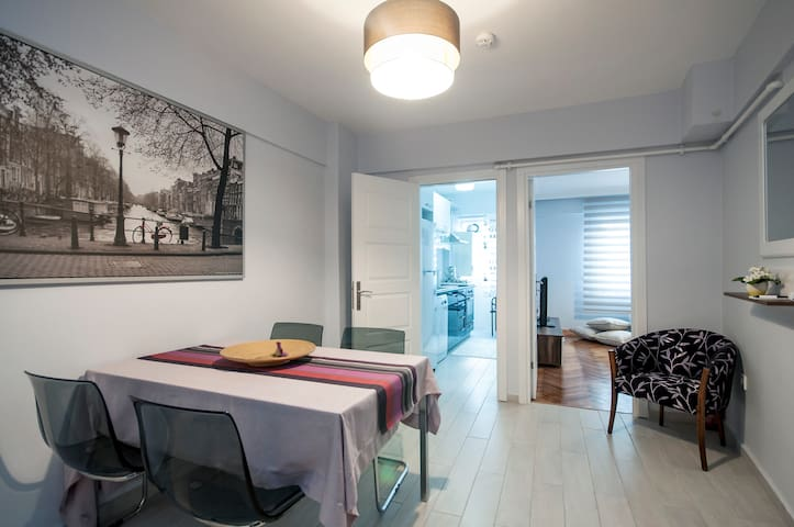 BESİKTAS*PRIVATE & CLEAN APARTMENT* - Beşiktaş - Pis