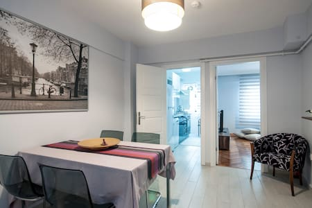 BESİKTAS*PRIVATE & CLEAN APARTMENT* - Beşiktaş - Διαμέρισμα