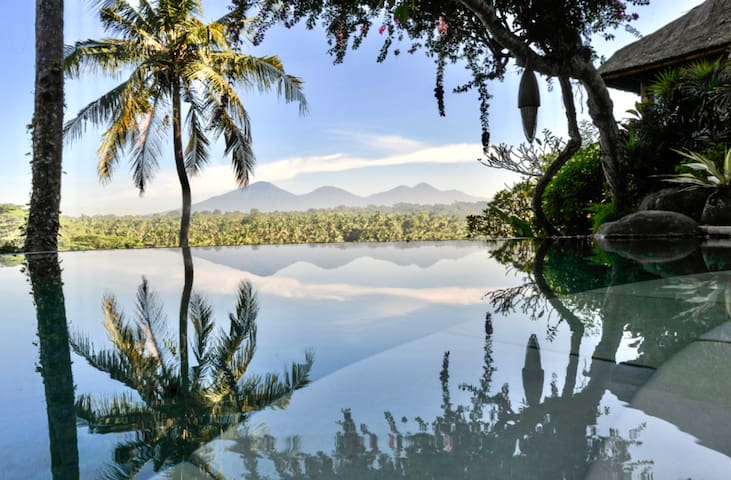 East Villa in Bali´s Iconic property