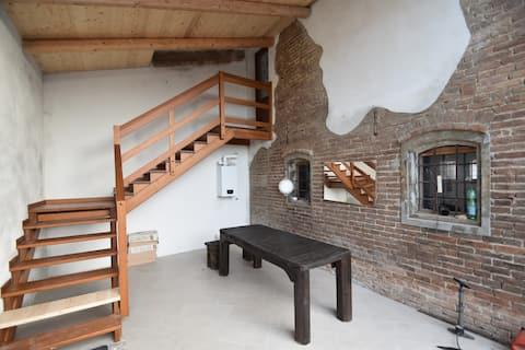 Il barn apartment