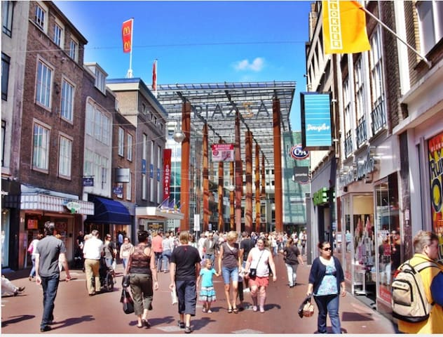 Eindhoven Centrum, room shared