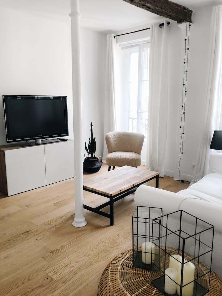 Appartement Paris 3e
