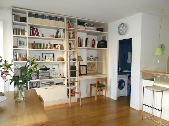Charming Apartment in the Marais