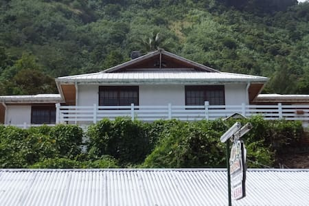 Villa Vaiana 2e - Mo'orea - Talo