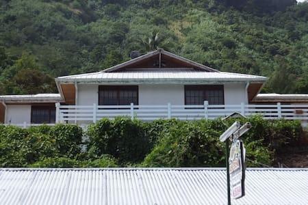 Villa Vaiana 2e - Mo'orea - Dom