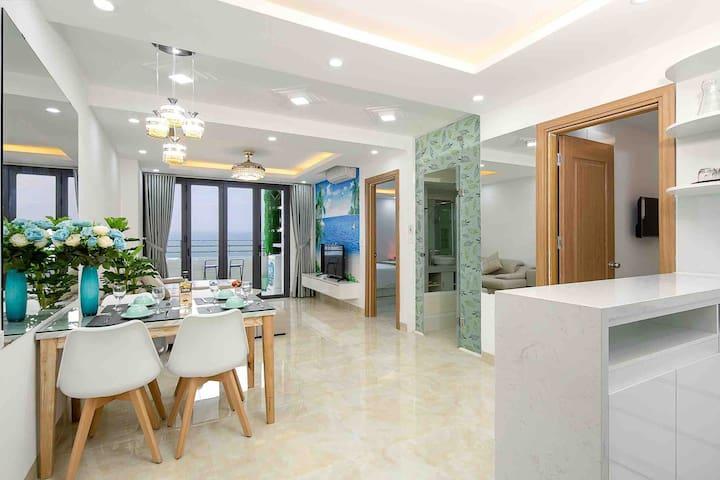 Madame Phuong-Super VIP Apartment Ocean View- 2318