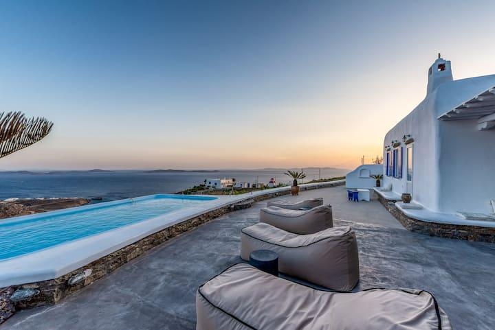 Blue Serenity Villa