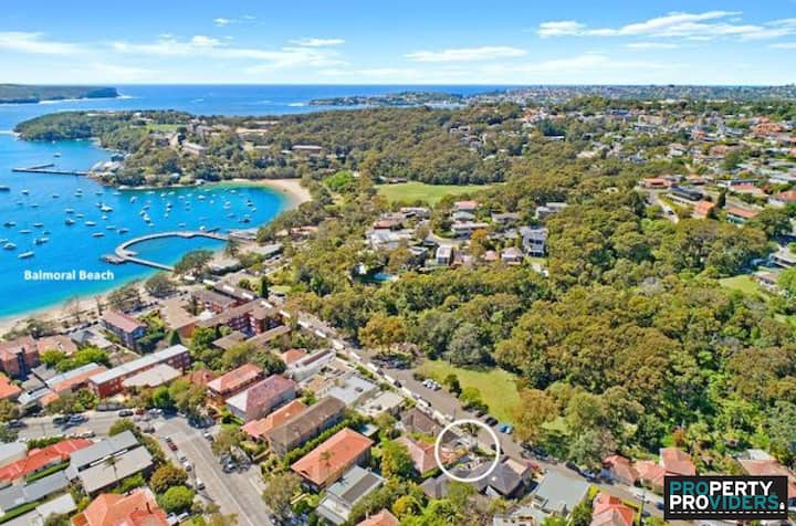 PROS - Cooinda Executive Villa - Balmoral Beach