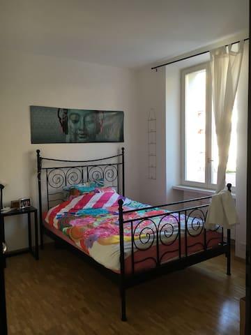 App. 4.5 locali Città vecchia  - Locarno - Appartement