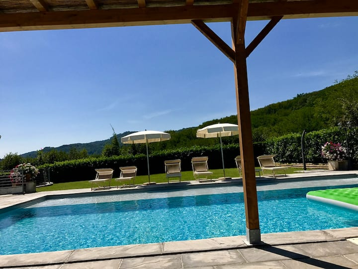 Welcome to Beautiful Tuscany and Villa Adriano
