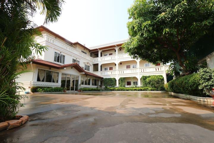 Lalco AR Hotel - Vientiane - Szoba reggelivel