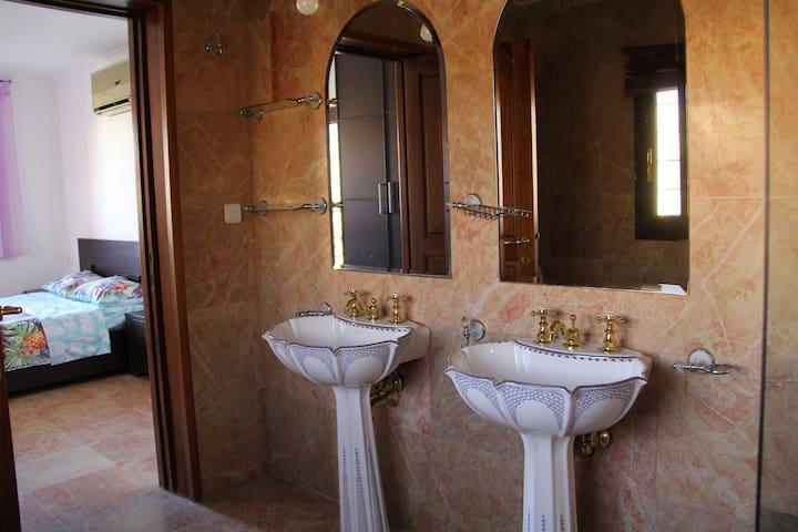 Junior Suite with Balcony (Stone Lion Villa 1)