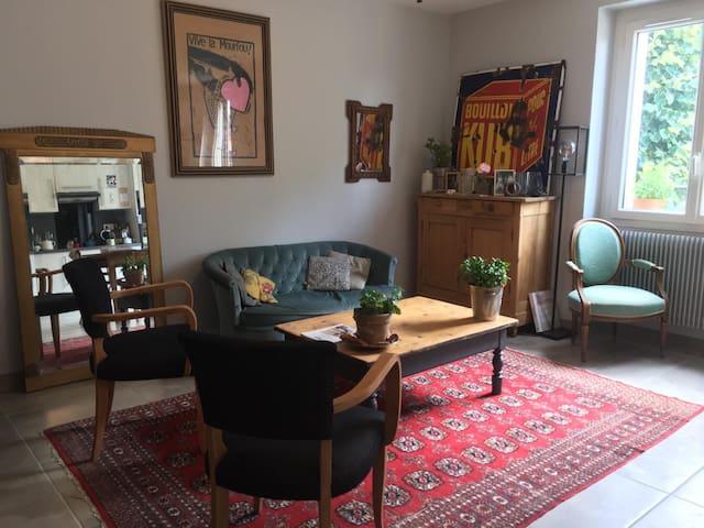 Appartement calme et agréable sarlat centre