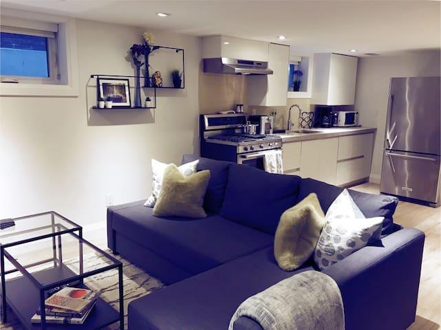 Stylish One Bedroom Apartment in Trendy Wychwood