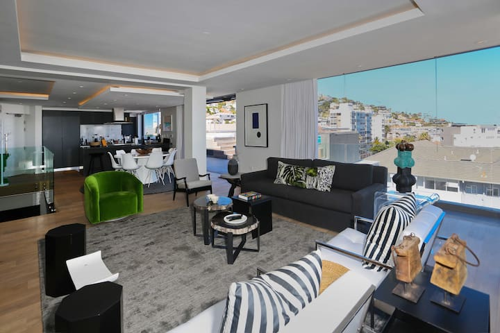 Luxurious Penthouse Bantry Bay