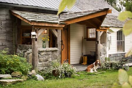 Gorgeous VT Farmhouse w/ Privacy + Views