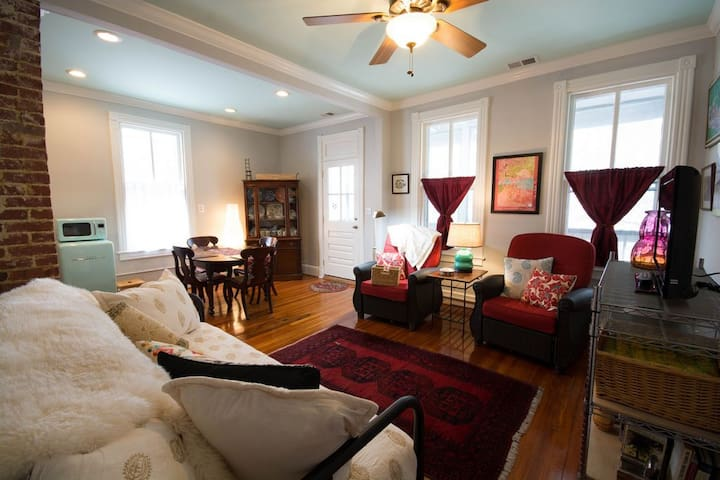 Lovely, spacious, perfectly located to everything - Takoma Park - Apartment