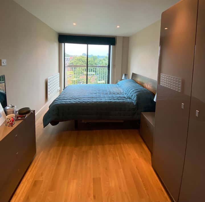 Double Room with En-Suite & Private Balcony