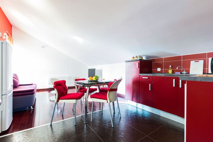 Villa Orion / Marasca - One-Bedroom Apartment
