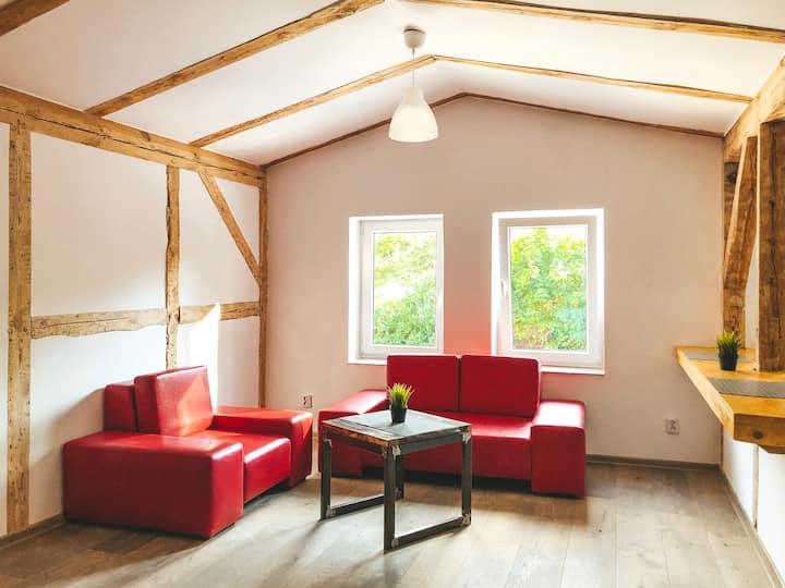 Piękne, nowe mieszkanie blisko jeziora Ołów