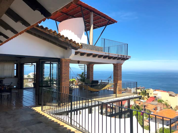 Casa Ladera Penthouse - Top of the Town