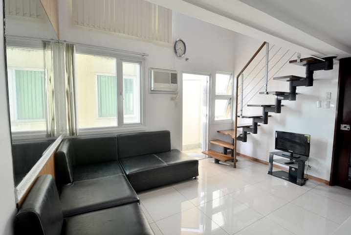 AGR1501 42sqm/452sqft Furnished with Sunset View!