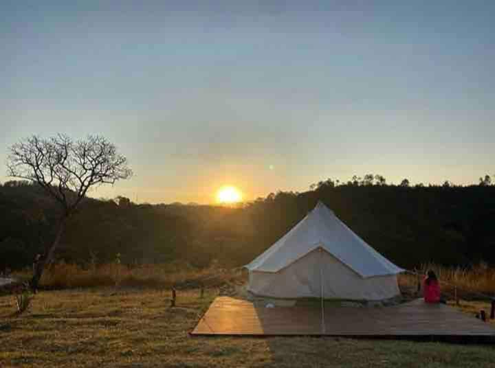 Amazing Glamping at the Peñon Pilots perfect spot