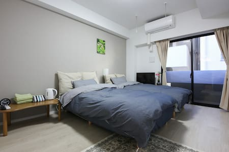 New room/Center of Kabukicho/3 min from station - Shinjuku - Appartement